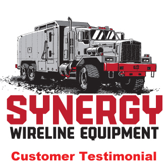 Synergy Wireline Equipment uses Carlson Caliper Brakes